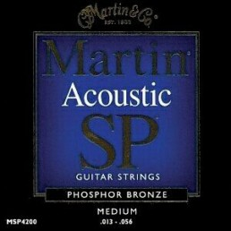 Martin MSP4200 Studio Performance Acoustic Guitar Strings