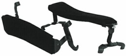 Resonans 9679 MD-2 4/4 Shoulder Rest