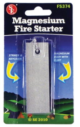 Sona Full Magnesium Body Fire Starter
