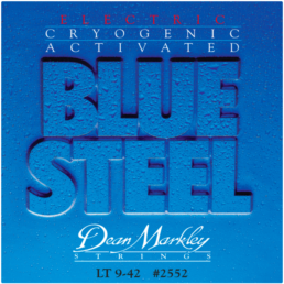 Dean Markley Blue Steel Light Electric Guitar Strings 2552