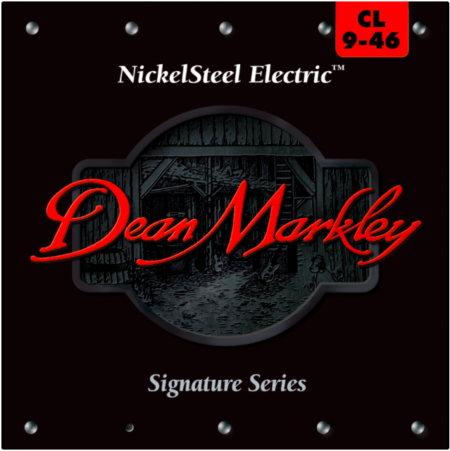 Dean Markley Nickel Custom Light Electric Guitar Strings 2508B