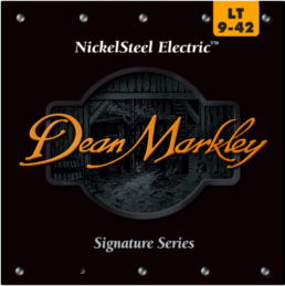 Dean Markley Nickel Light Electric Guitar Strings 2502B