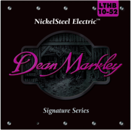 Dean Markley Nickel Light Top Heavy Bottom Electric Guitar Strings 2504B