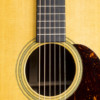 Martin HD-28 Acoustic Guitar With Gold Plus Thinline Pickup Soundhole