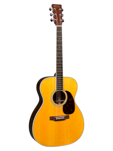 martin m 36 acoustic guitar with gold plus thinline pickup pro music. Black Bedroom Furniture Sets. Home Design Ideas