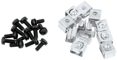 SKB 19-AC1 Nut-Bolt For SKB Racks