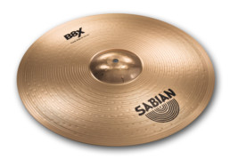 Sabian (B8X) 41811X 18 Inch Medium Crash Ride Cymbal