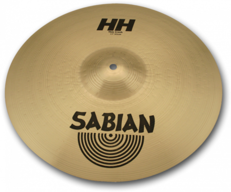 Sabian (HH) 11606 16 Inch Thin Crash Cymbal