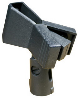 Stageline MH1 Clamp-Style Holder Mic Clip