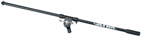Ultra B102BK Fixed Length Boom Arm, Black