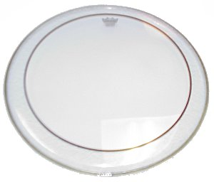 Remo PS0314-00 Pinstripe 14 inch Drumhead, Clear