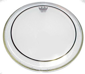 Remo PS0310-00 Pinstripe 10 inch Drumhead, Clear