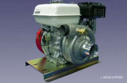 Proline Honda GX160 And HP300 Engine - Pump Combo