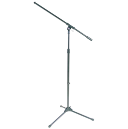Stageline MS205B Tripod-Boom Mic Stand Combo