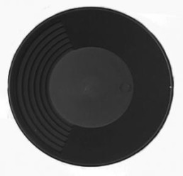 Proline 14 Inch Black Gold Pan