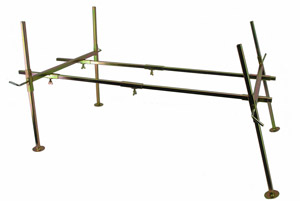 Jobe Collapsible Sluice Stand