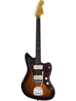 Fender Squier Vintage Modified Jazzmaster 3-Color Sunburst Rosewood Fingerboard