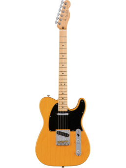 Fender American Pro Telecaster Butterscotch Blonde Maple Fingerboard