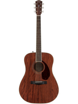 Fender PM-1 All Solid Mahogany Dreadnought Acoustic Guitar