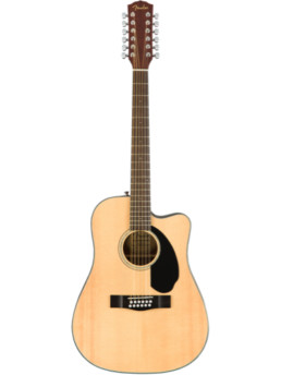 Fender CD-60SCE 12 String Natural