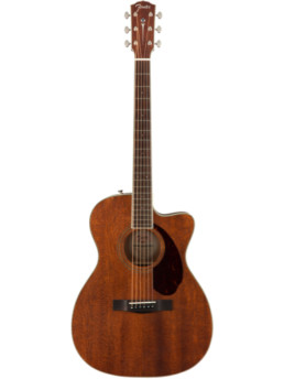 Fender PM-3 All Solid Mahogany 000 Acoustic Guitar