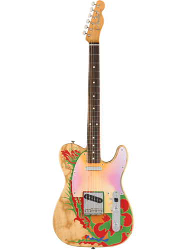 Fender Jimmy Page Telecaster With Hardshell Case