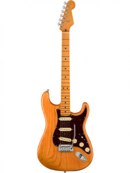 Fender American Ultra Stratocaster Aged Natural Maple Fingerboard