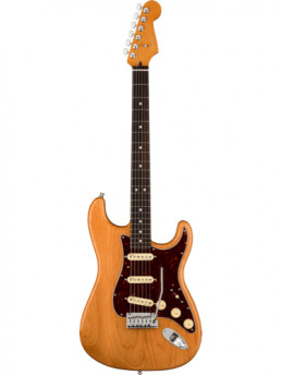 Fender American Ultra Stratocaster Aged Natural Rosewood Fingerboard With Hardshell Case