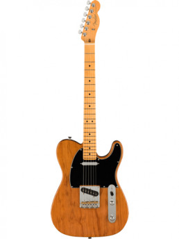 Fender American Pro II Telecaster Roasted Pine Maple Fretboard With Hardshell Case
