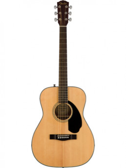 Fender CC-60S Natural Solid Top Acoustic Guitar