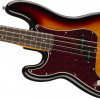 Fender Squier Classic Vibe 60's P-Bass Left Handed 3 Color Sunburst Body