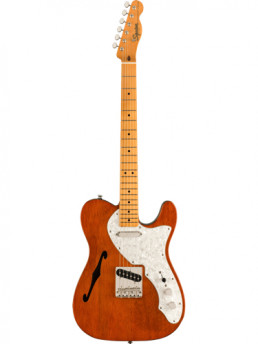 Fender Squier Classic Vibe '60's Telecaster Thinline Natural Maple Fingerboard